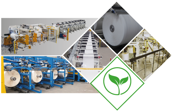 Excellence in spooling technology